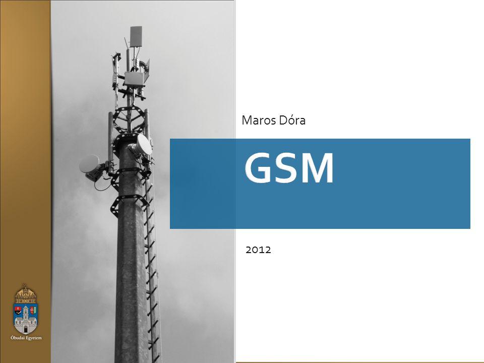 Maros Dóra GSM 2012