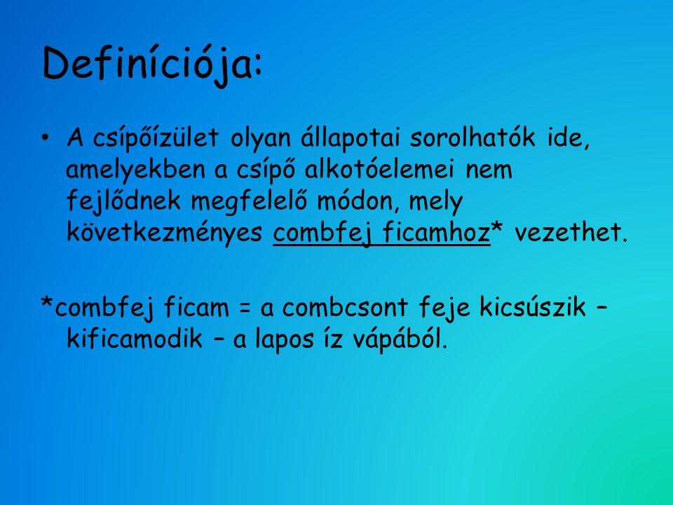 Definíciója: