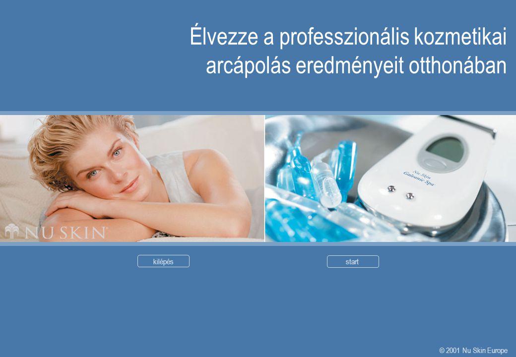 Élvezze a professzionális kozmetikai arcápolás eredményeit otthonában