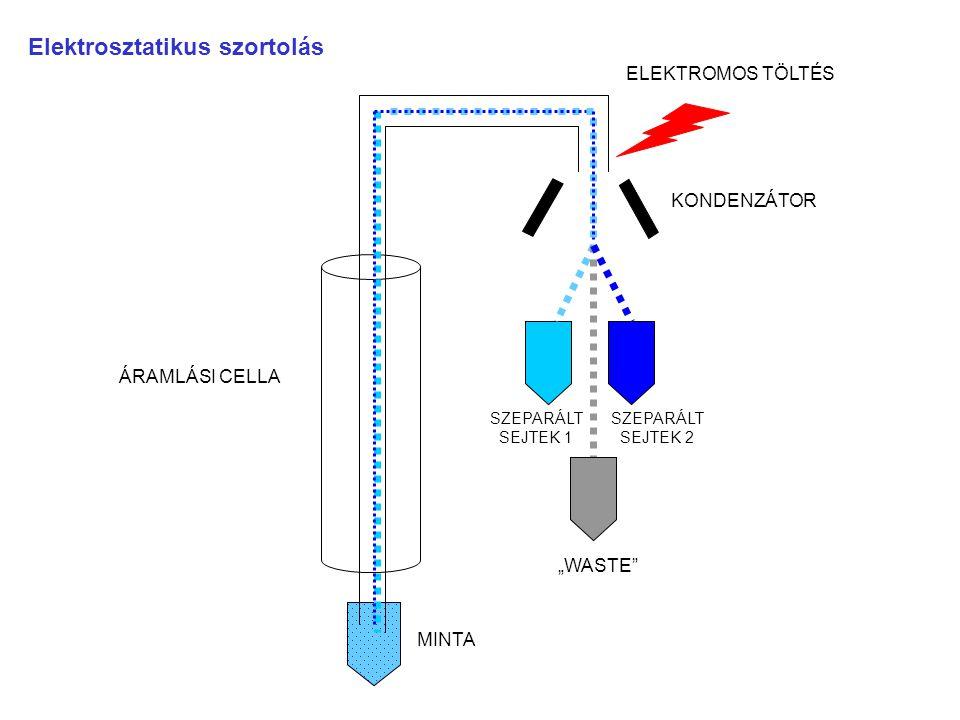 Elektrosztatikus szortolás
