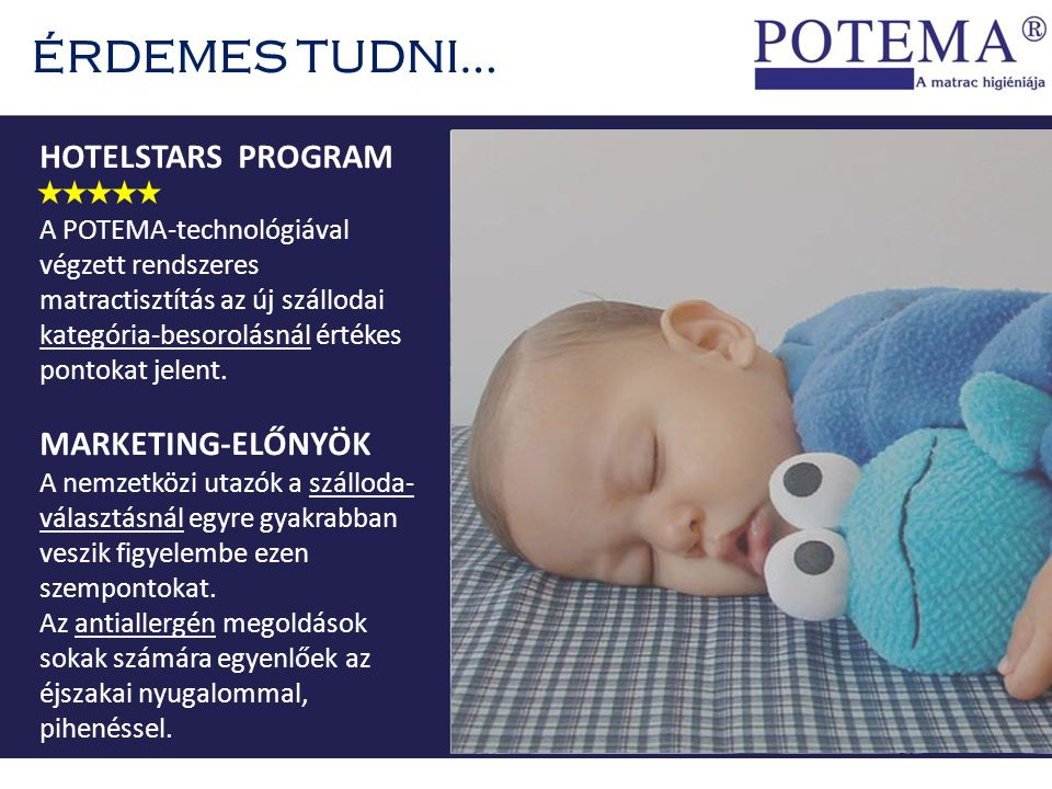 ÉRDEMES TUDNI… HOTELSTARS PROGRAM MARKETING-ELŐNYÖK