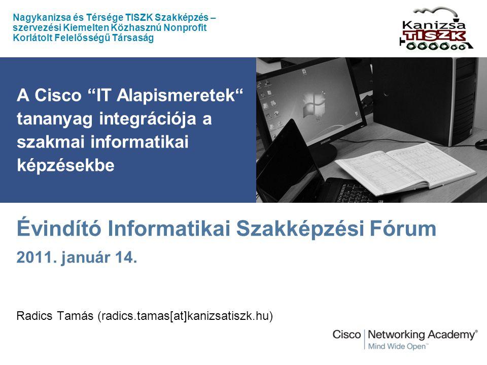Évindító Informatikai Szakképzési Fórum