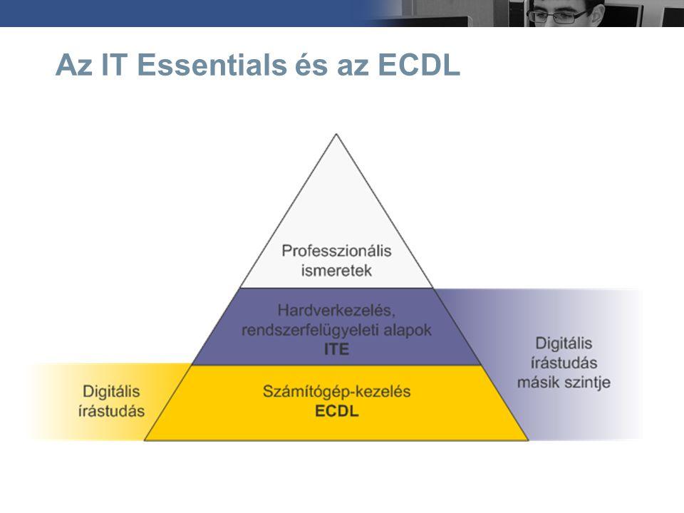 Az IT Essentials és az ECDL