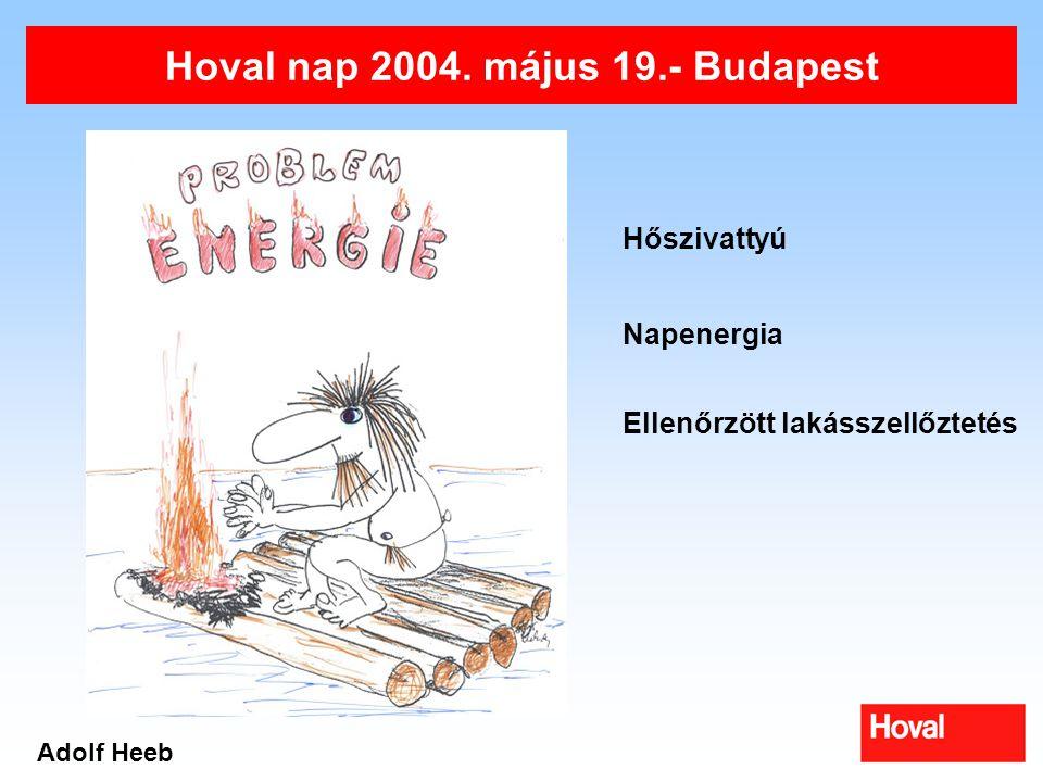 Hoval nap 2004. május 19.- Budapest