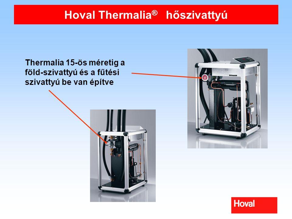 Hoval Thermalia® hőszivattyú
