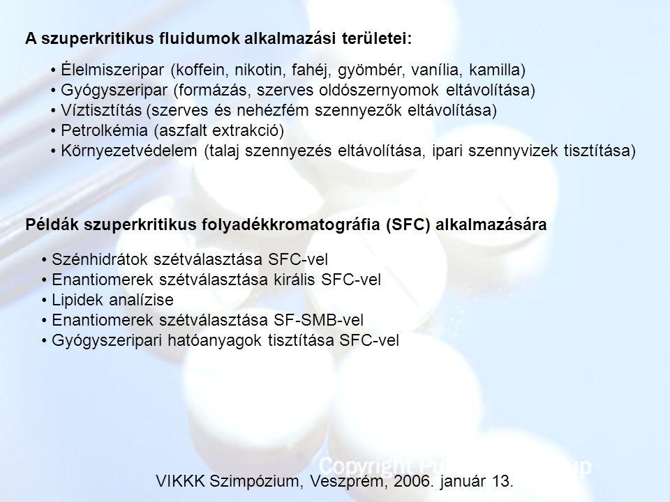 VIKKK Szimpózium, Veszprém, 2006. január 13.