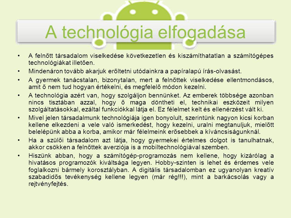 A technológia elfogadása