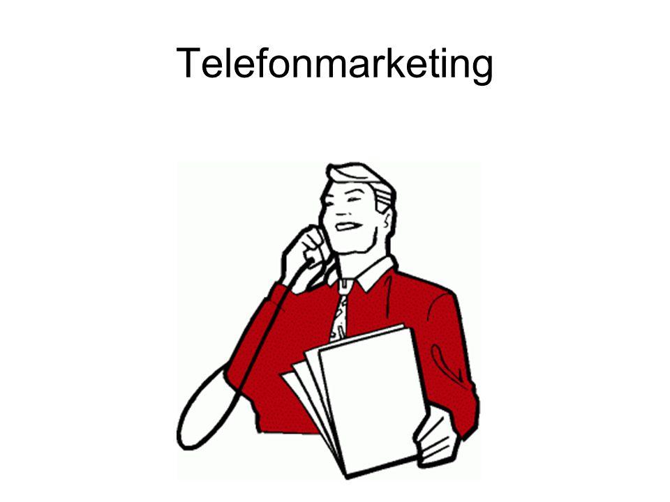 Telefonmarketing Telefonmarketing 80-as évek, USA 1993, Magyarország