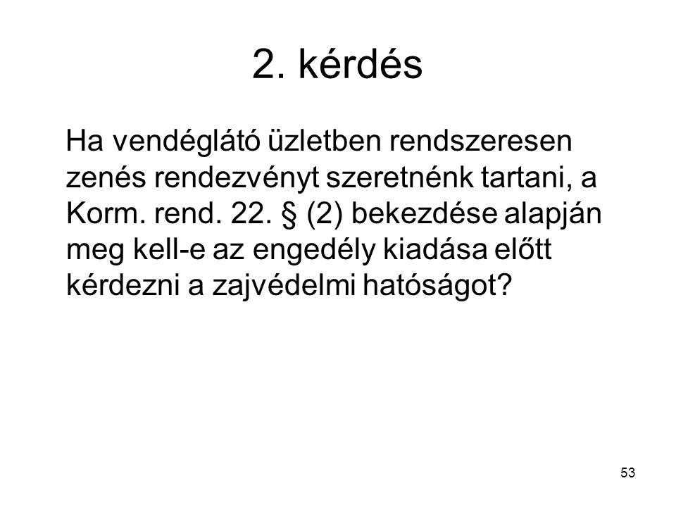 2. kérdés