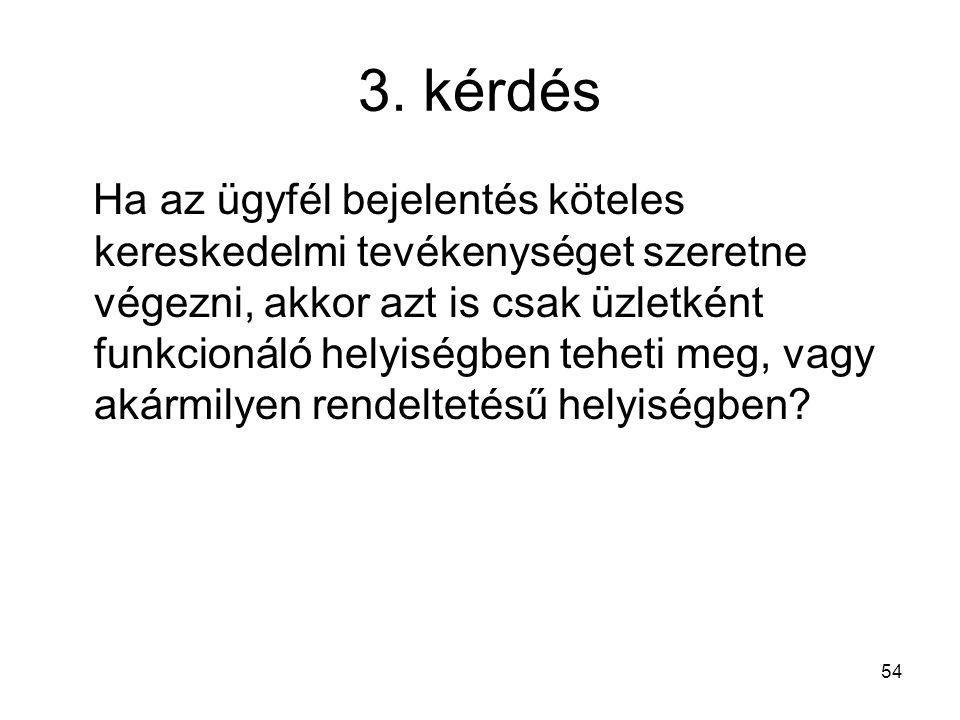 3. kérdés