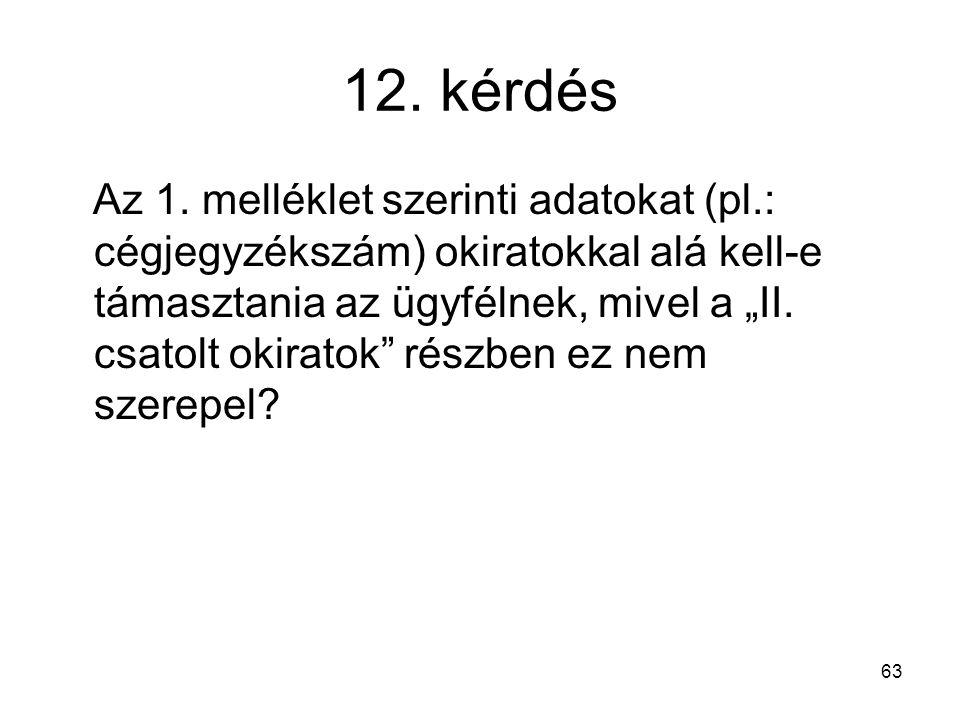 12. kérdés