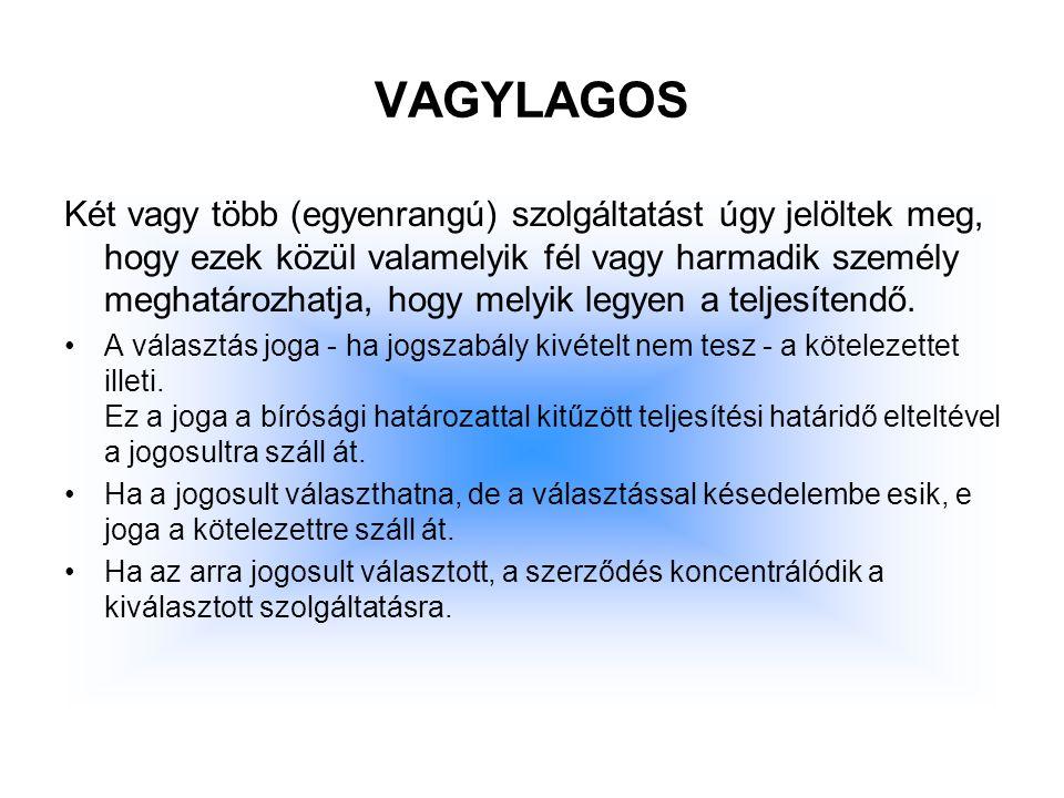 VAGYLAGOS