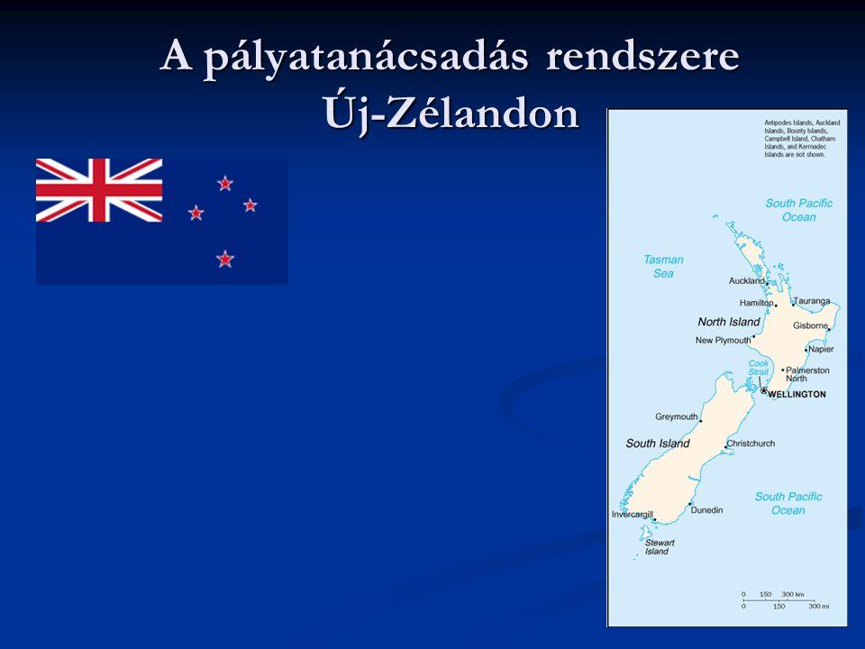 A pályatanácsadás rendszere Új-Zélandon