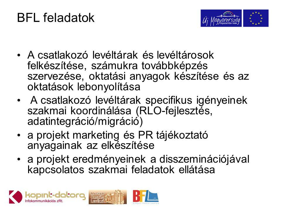 BFL feladatok