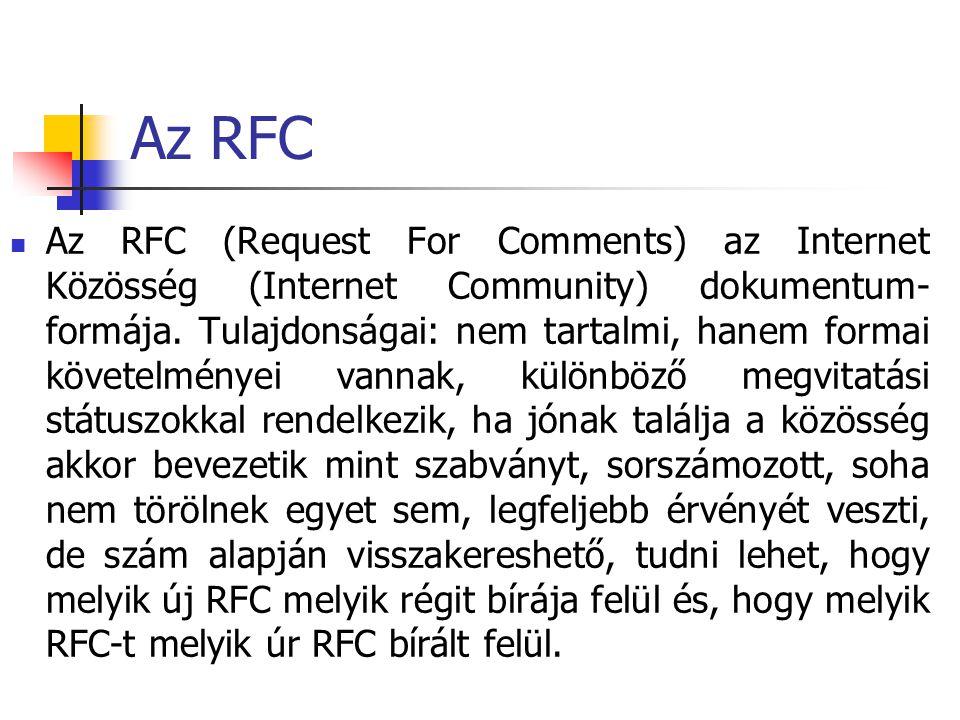Az RFC