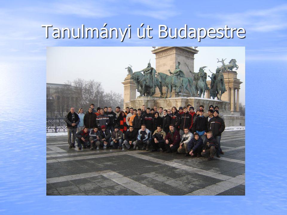 Tanulmányi út Budapestre