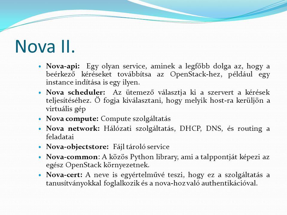 Nova II.