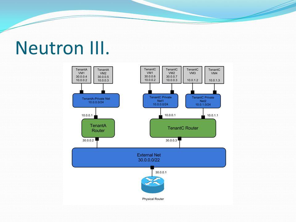 Neutron III.