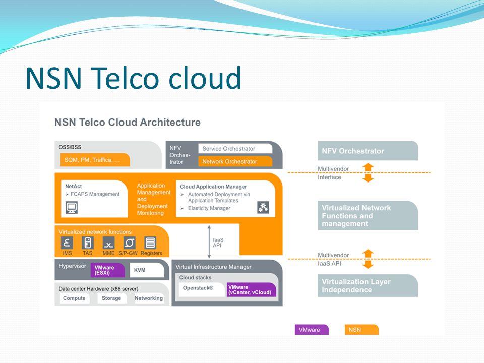 NSN Telco cloud