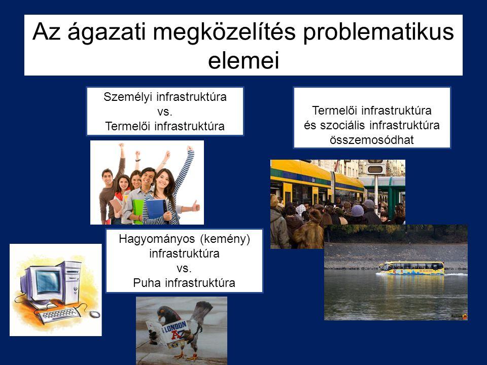 Az ágazati megközelítés problematikus elemei