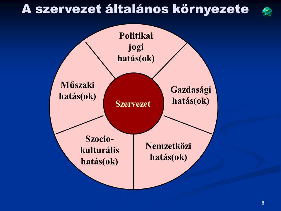 Politikai jogi hatás(ok)