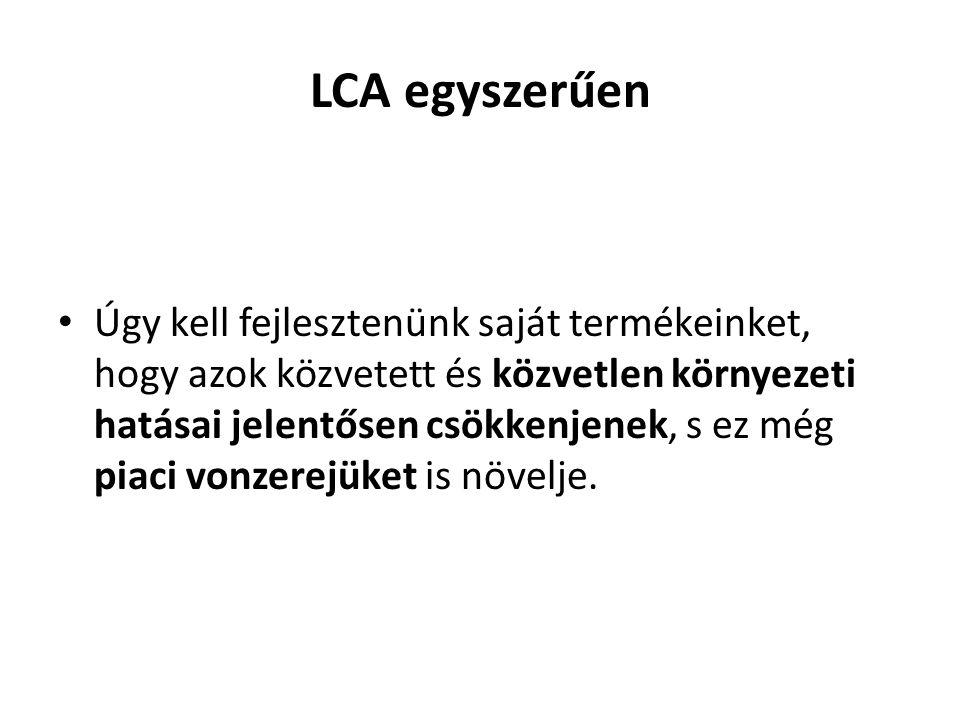LCA egyszerűen