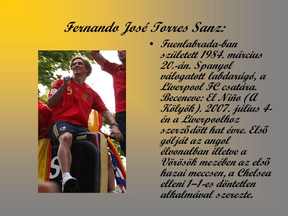 Fernando José Torres Sanz:
