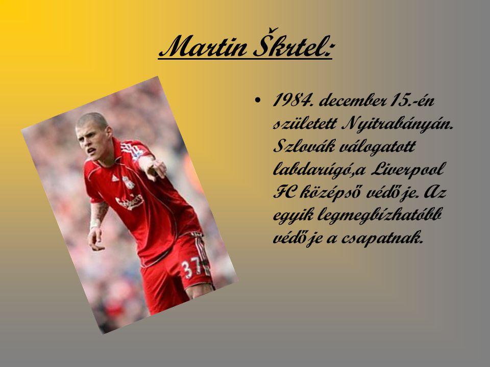 Martin Škrtel: