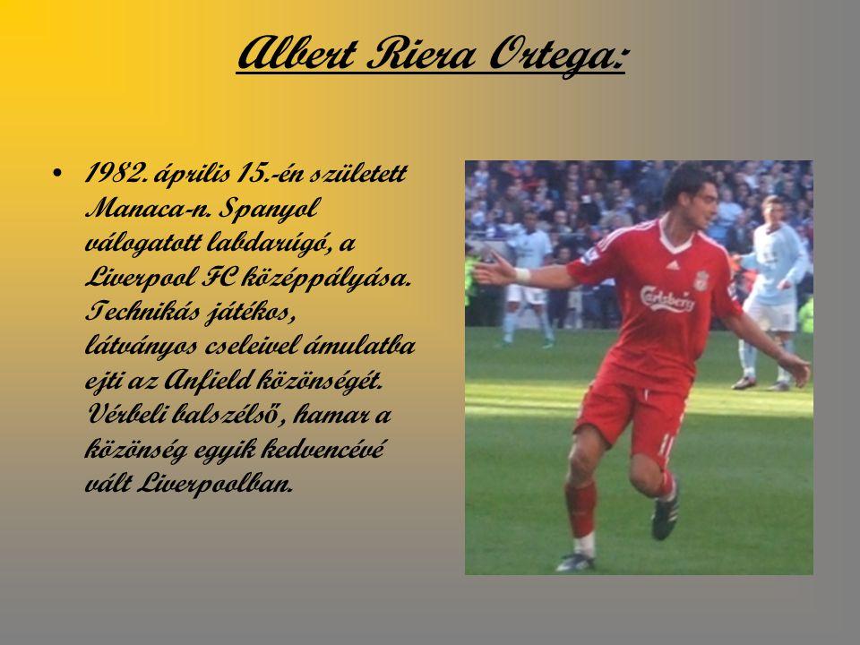 Albert Riera Ortega: