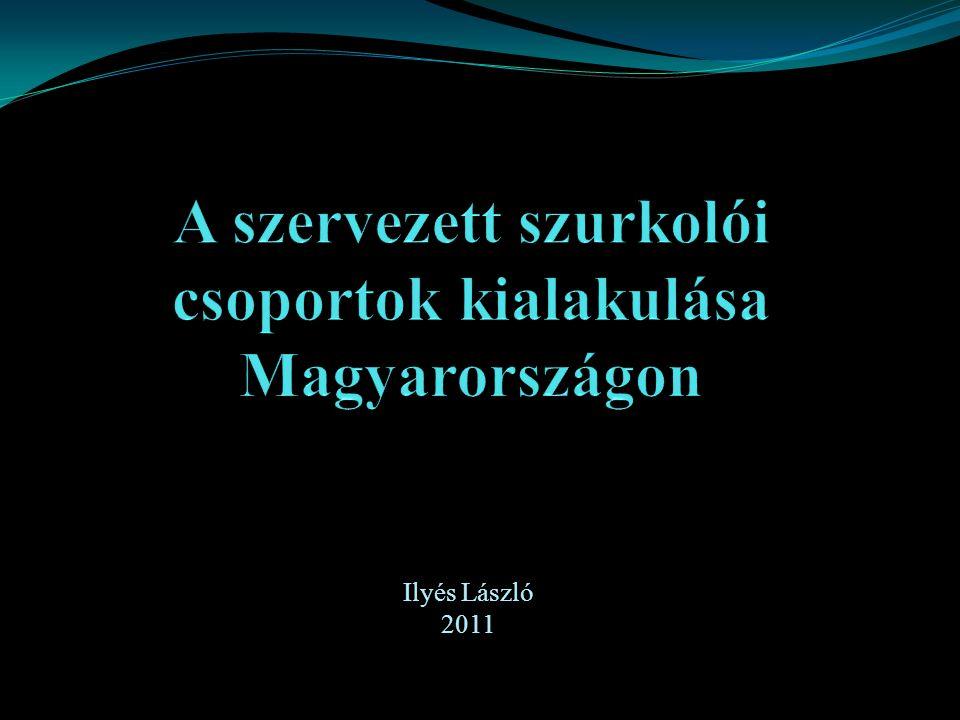 A szervezett szurkolói csoportok kialakulása Magyarországon