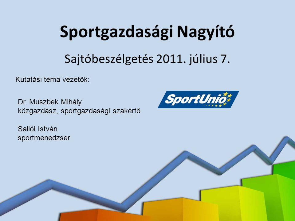 Sportgazdasági Nagyító