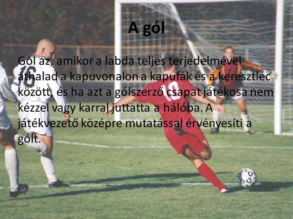 A gól