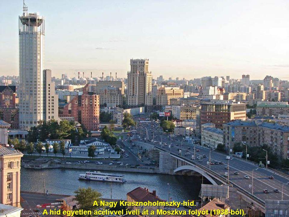 A Nagy Krasznoholmszky-híd.