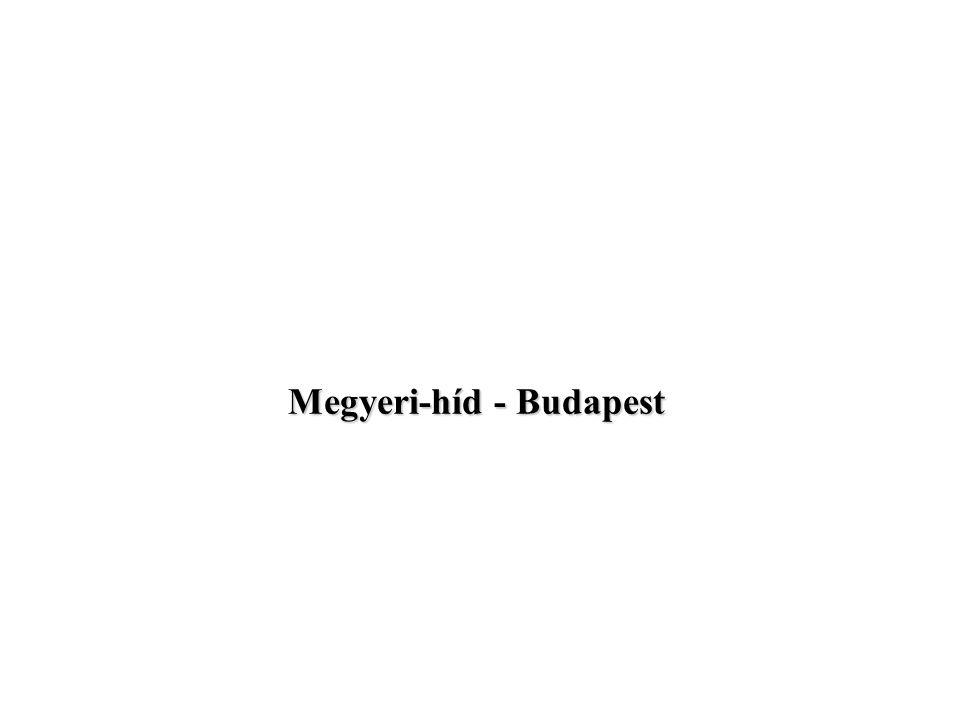 Megyeri-híd - Budapest