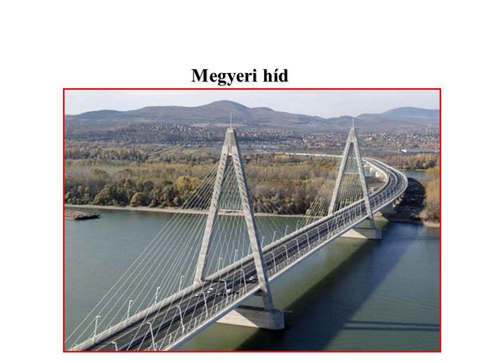 Zsalurendszerek Rt Megyeri híd