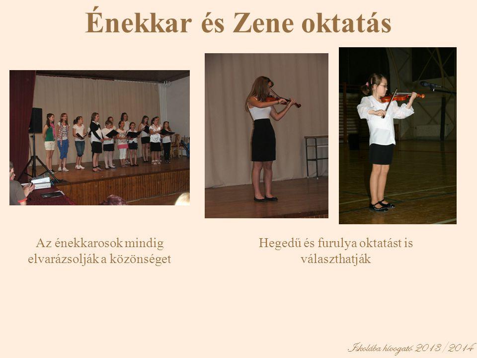 Énekkar és Zene oktatás