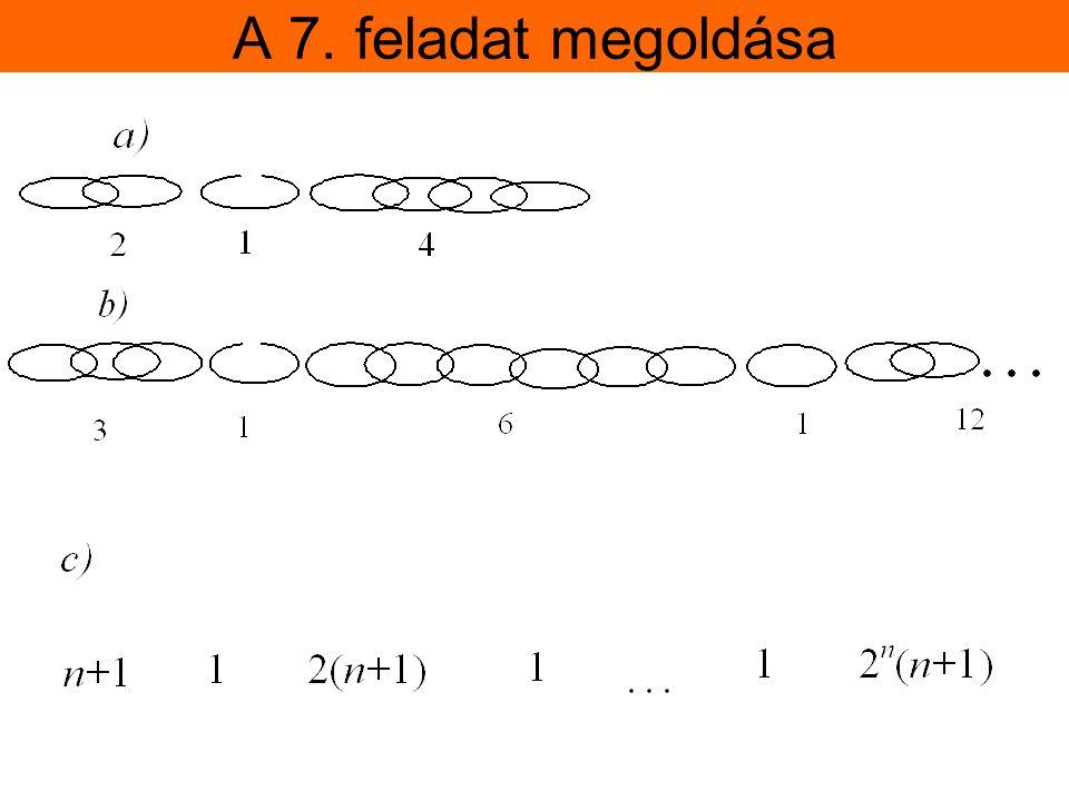 A 7. feladat megoldása