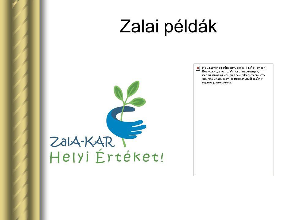 Zalai példák