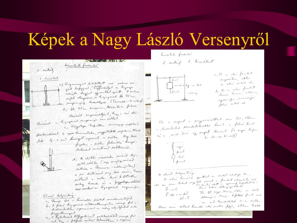 Képek a Nagy László Versenyről