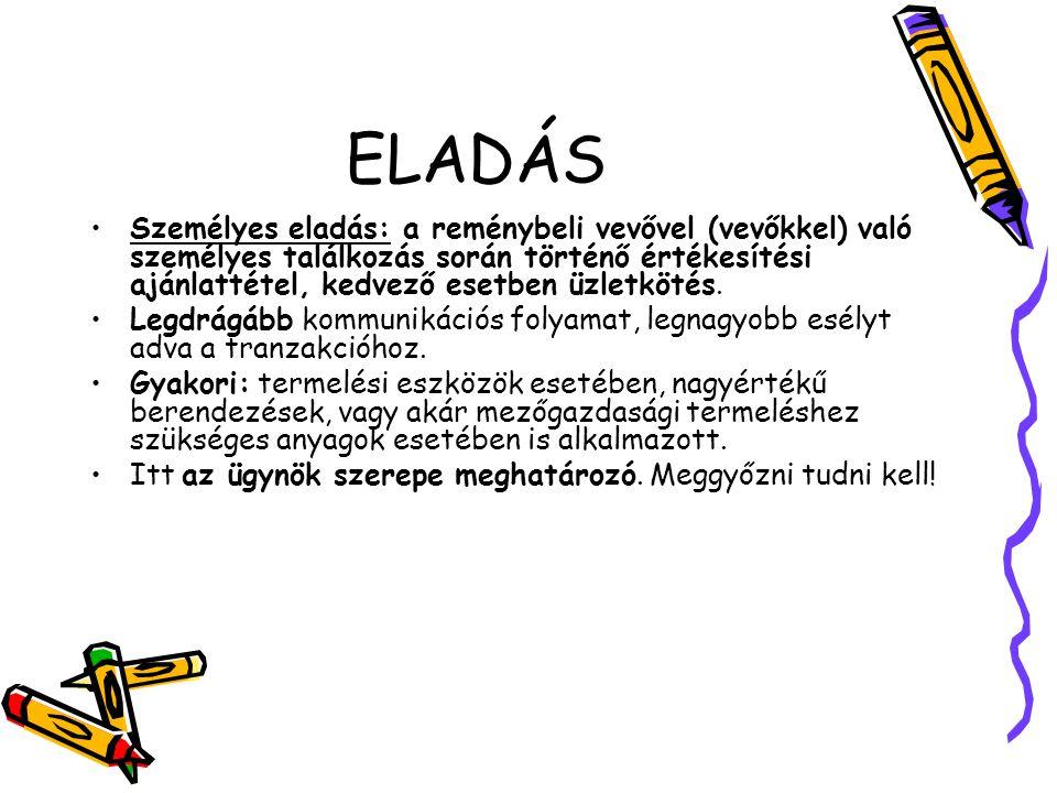 ELADÁS