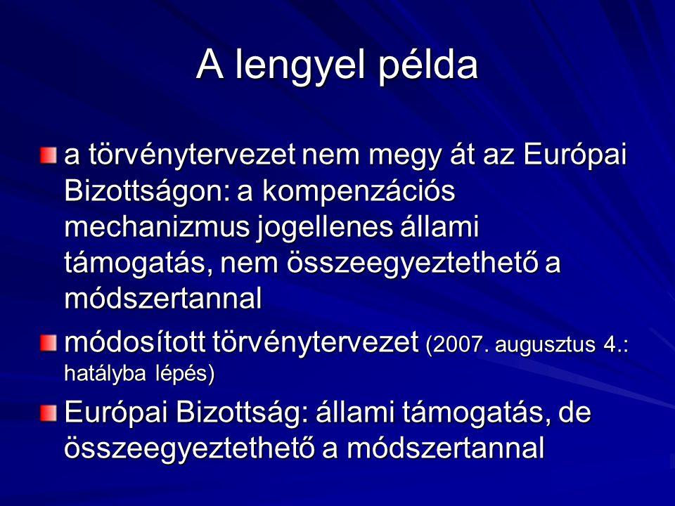 A lengyel példa