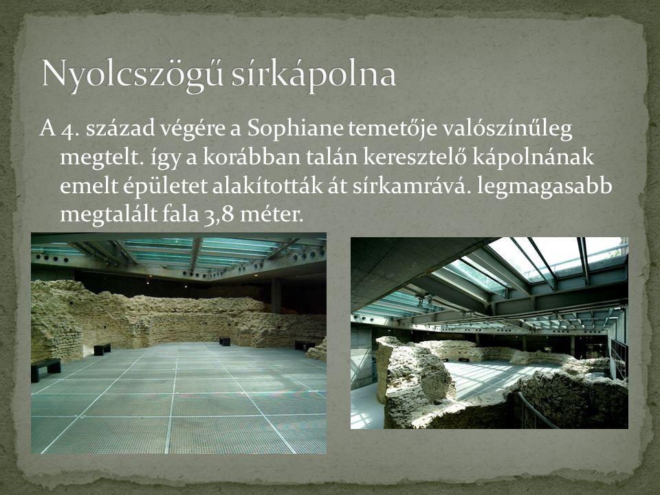Nyolcszögű sírkápolna