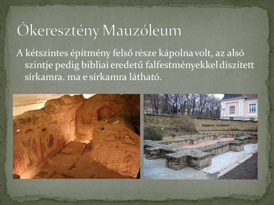 Ókeresztény Mauzóleum