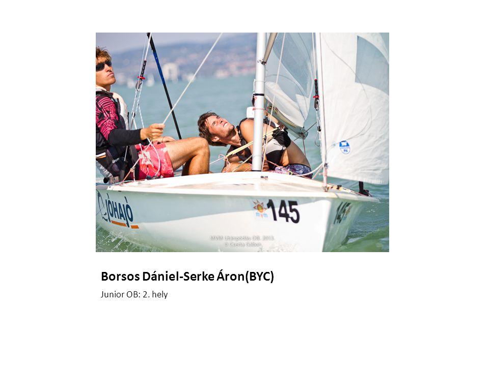 Borsos Dániel-Serke Áron(BYC)
