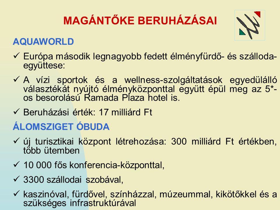 MAGÁNTŐKE BERUHÁZÁSAI
