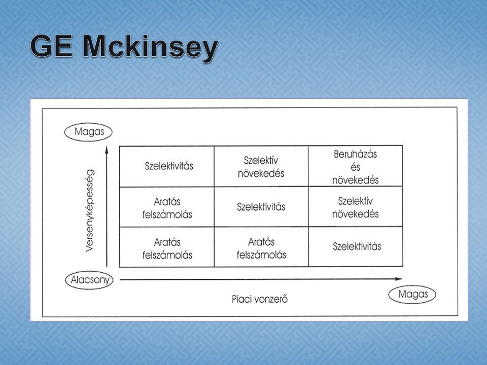 GE Mckinsey