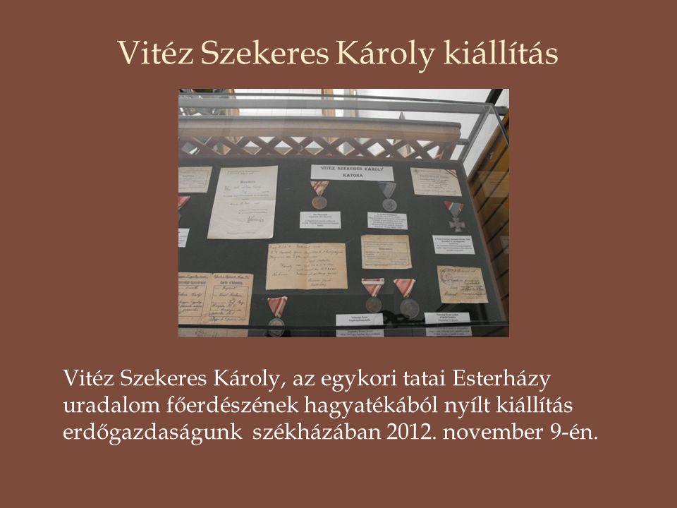 Vitéz Szekeres Károly kiállítás