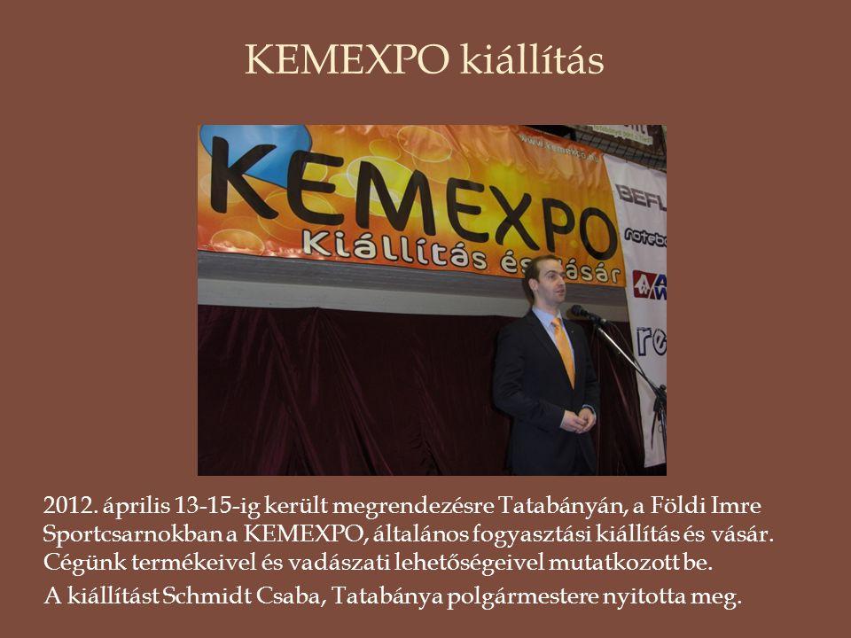 KEMEXPO kiállítás