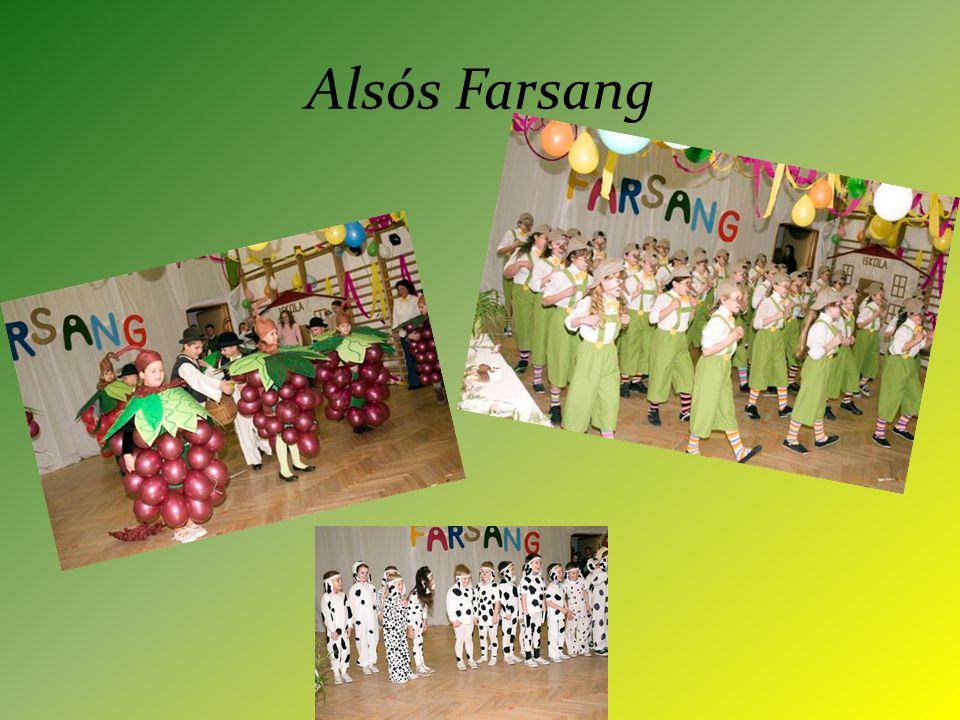 Alsós Farsang