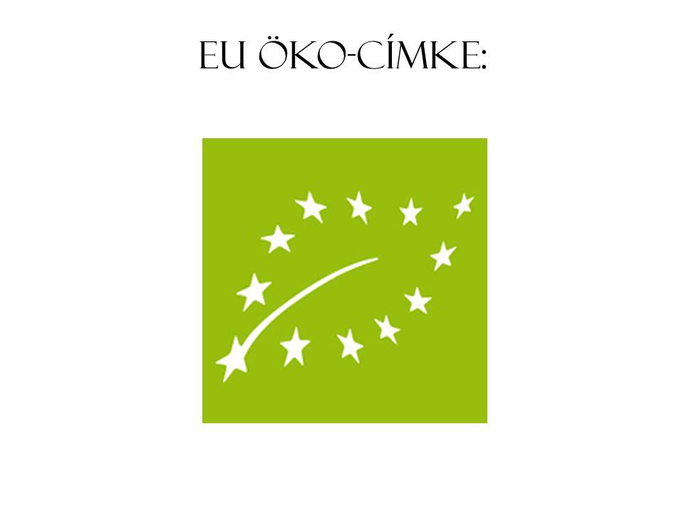 EU Öko-címke: